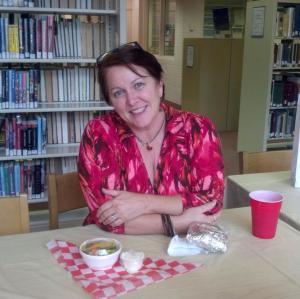 NAN CARMACK: Library Director at Campbell County Public Library System, Rustburg, Virginia